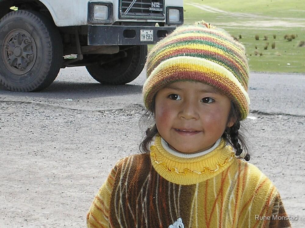 Peru by Rune Monstad