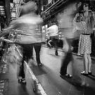 Urban motion 2 by Vicki Moritz