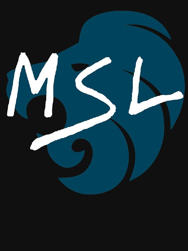 North MSL | CS:GO Pros by CSGODesignz