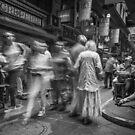 Urban motion 3 by Vicki Moritz