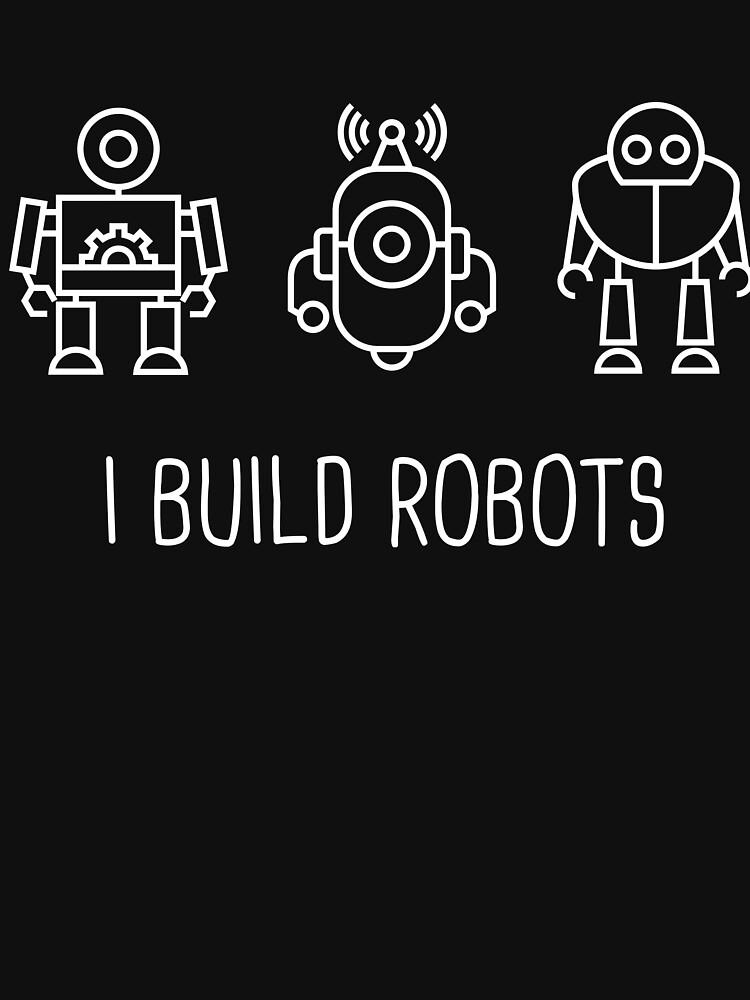 Ich baue Roboter   Roboteringenieur von ethandirks