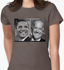 Obama Biden Women's Fitted T-Shirt