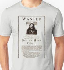 Declan Harp wanted poster Unisex T-Shirt