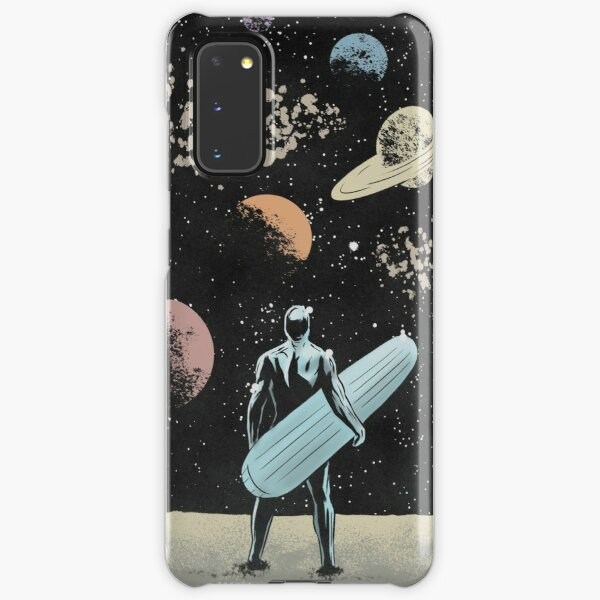 Silver Surfer Samsung Galaxy Snap Case