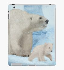 Polar Bear Country iPad Case/Skin