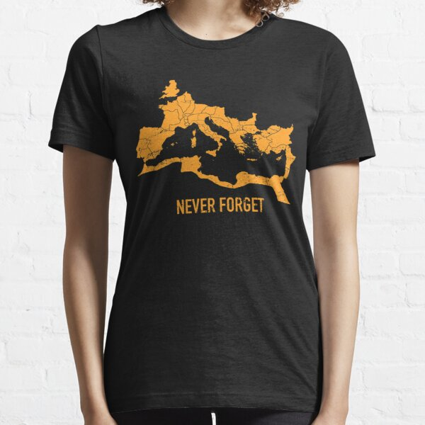 The Roman Empire Map Essential T-Shirt