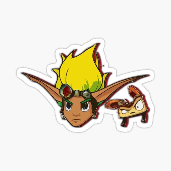 Jak & Daxter Sticker