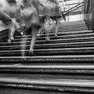 Urban motion 5 by Vicki Moritz