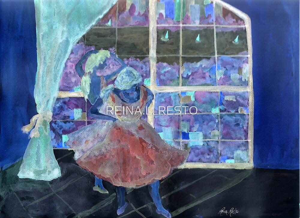 Dansarinas by REINA.L. RESTO