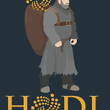 HODL the IOTA! by Mehdals