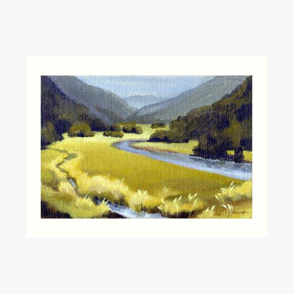Wilderness Dream - Totara Flats Art Print