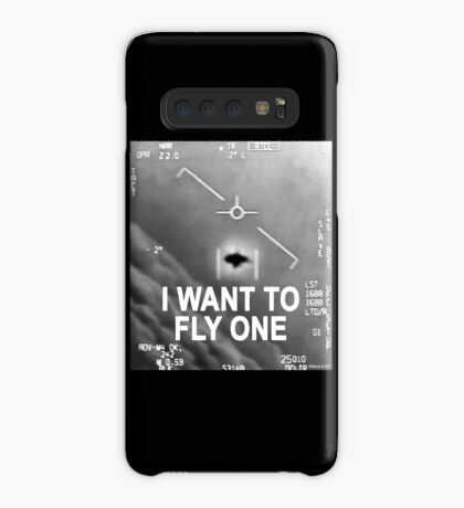 I Want To Fly One Case/Skin for Samsung Galaxy
