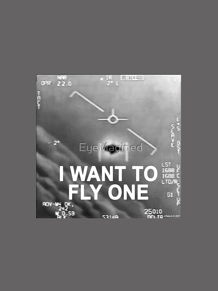 I Want To Fly One by EyeMagined