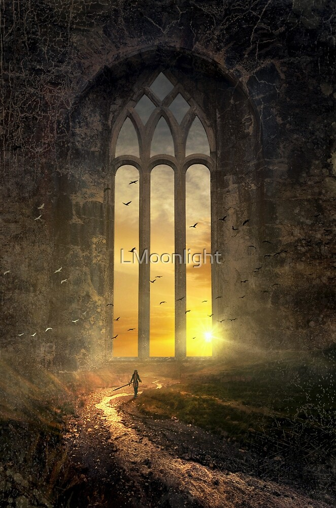 The magic window by LMoonlight
