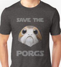 Save The Porgs Unisex T-Shirt