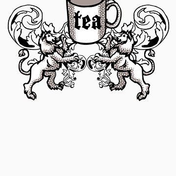 In Tea We Trust by rosemarydarling