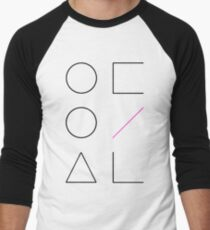 LООПΔ Men's Baseball ¾ T-Shirt