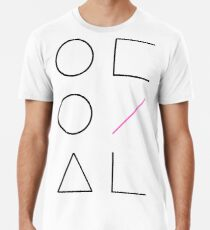 LООПΔ Männer Premium T-Shirts