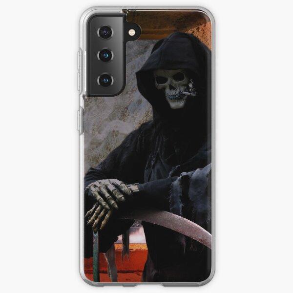 Der Sensenmann - The Reaper Samsung Galaxy Flexible Hülle