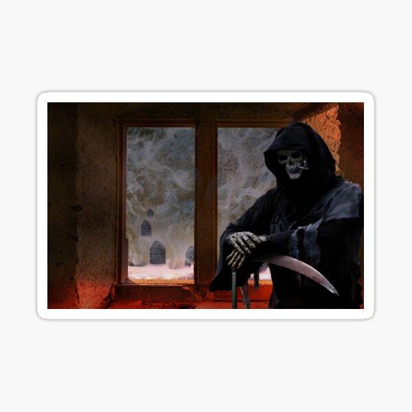 The Grim Reaper - The Reaper Sticker