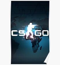 Counter strike - Global Offensive Poster