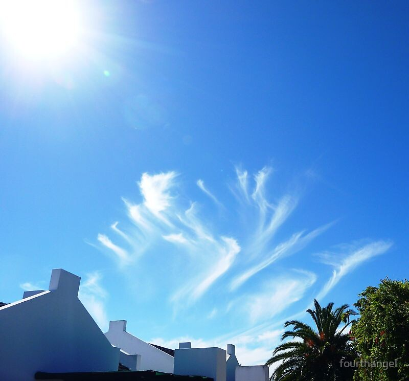 Angel's breath by fourthangel