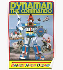 DYNAMAN Poster