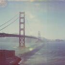 Golden Gate  by Karin Elizabeth
