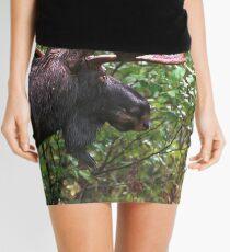 Bull Moose Mini Skirt