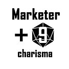 Marketer d20 Charisma by Christopher Myers