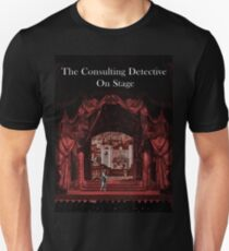 Cover Art from The Consulting Detective Trilogy Books Unisex T-Shirt