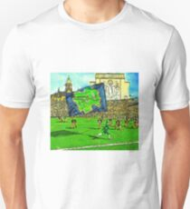 Irish Flag on Saturday T-Shirt