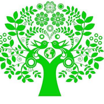 Go Green #Eco Friendly #Awarness #Save Earth  by aariv