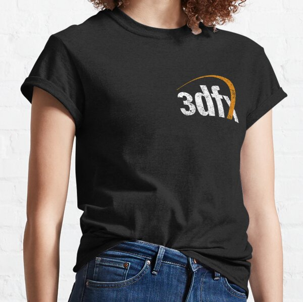 3DFX Faded Classic T-Shirt