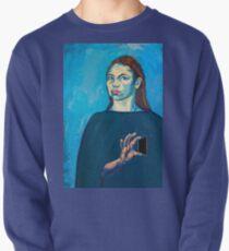 Check Yourself (self portrait) Pullover