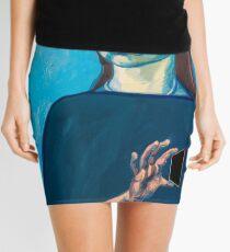 Check Yourself (self portrait) Mini Skirt