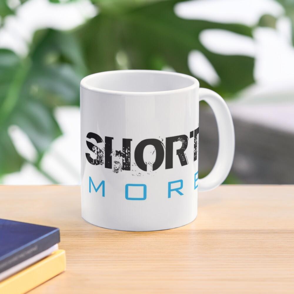 Life is Short Surf More Mug
