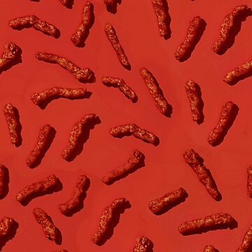 Hot Cheetos Pattern by AliceCorsairs