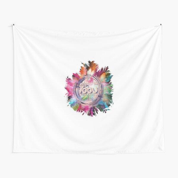 Colorful Tobu Tapestry
