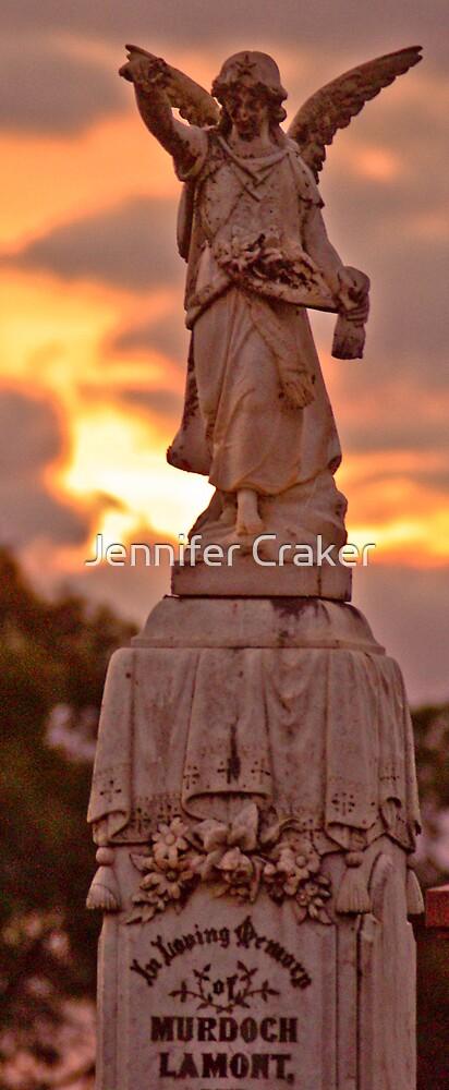 Guardian Angel by Jennifer Craker