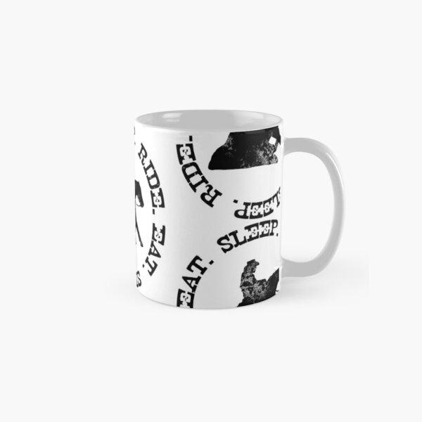 EAT SLEEP RIDE - Reining Horse Classic Mug