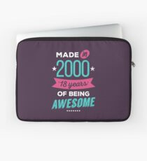 Made in 2000 Laptop Sleeve