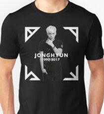 Jonghyun -Rare- Tribute Shirt- Unisex T-Shirt