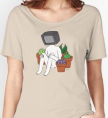 Resting Women's Relaxed Fit T-Shirt