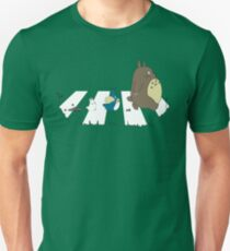 Neighbor's Road Version 2 Unisex T-Shirt