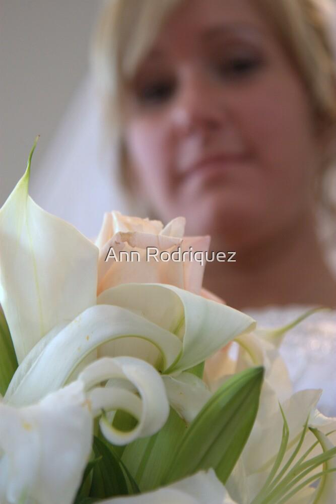 Wedding Bouquet by Ann Rodriquez