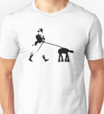 Walker(ing) the Walker Unisex T-Shirt
