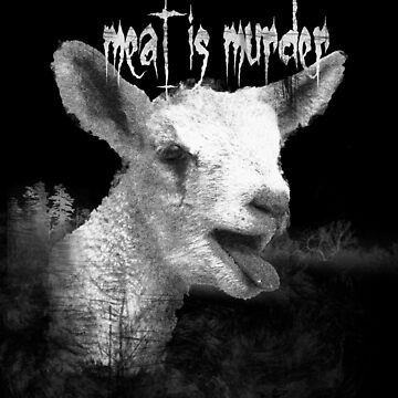 Meat Is Murder by HelenaBabic