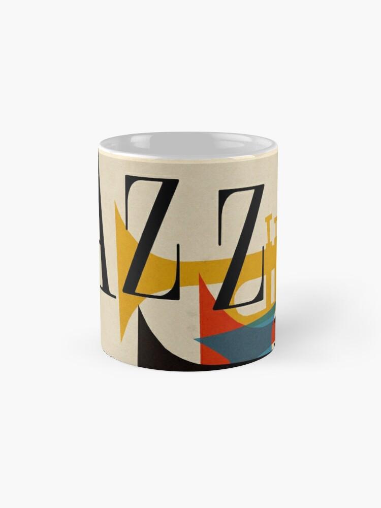 Alternative Ansicht von Jazz Tasse