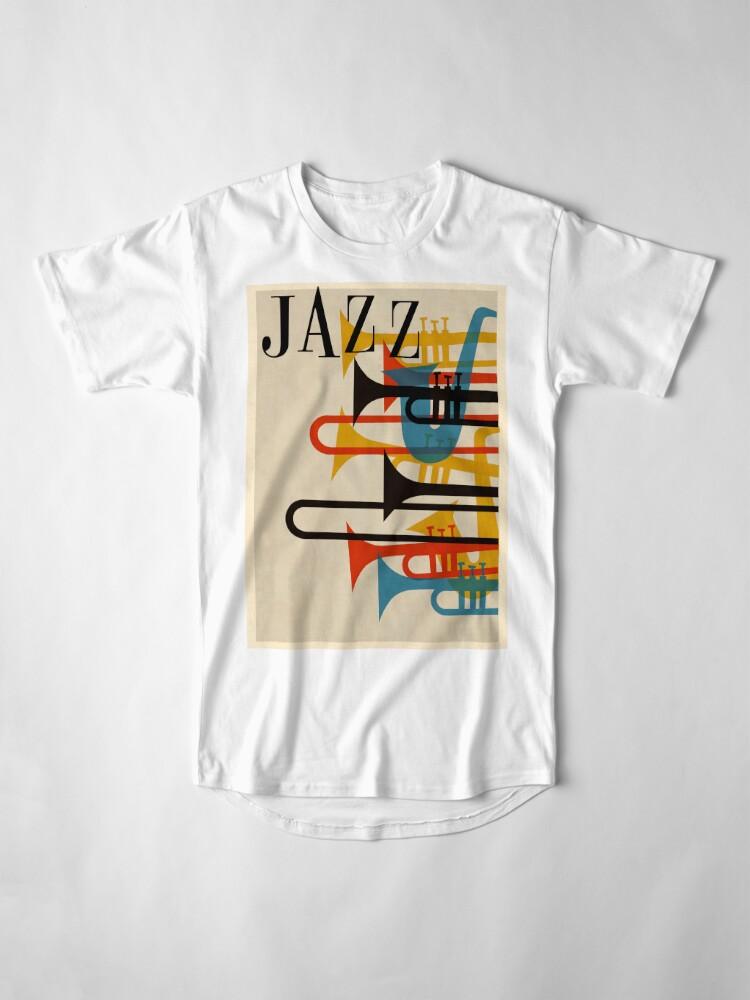 Alternative Ansicht von Jazz Longshirt